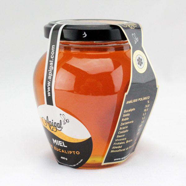 miel de eucalipto 400g 1
